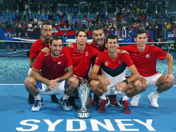 Srbskí šampióni!