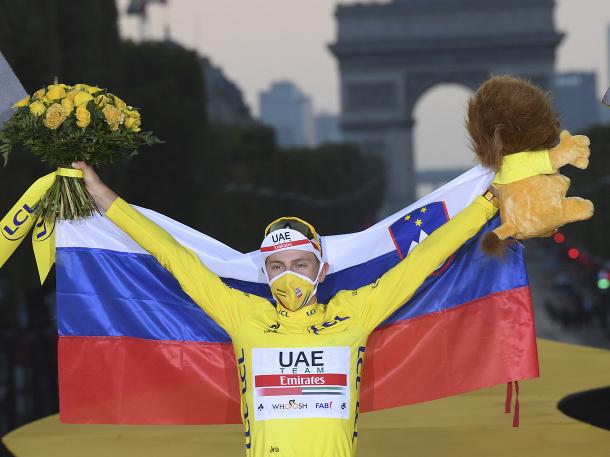 Nový kráľ Tour de France!