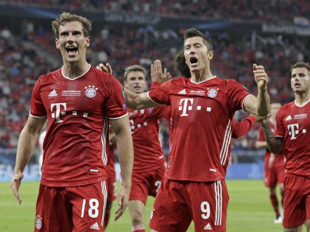 Bayern získal prvú trofej v sezóne