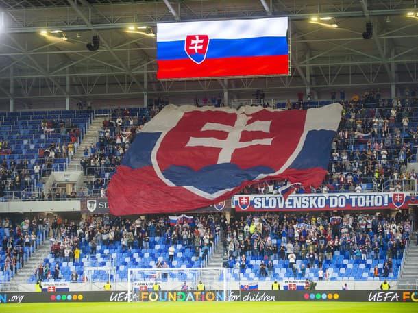 Fanúšikovia ocenili dobrý výkon Slovákov
