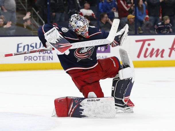 Lotyšský brankár kraľuje celej NHL