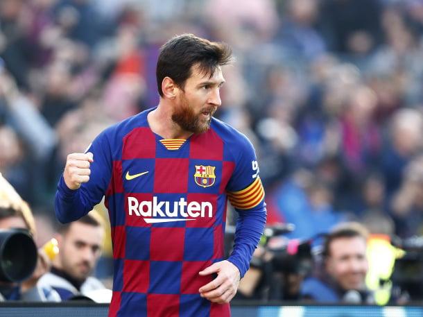 Božský Messi